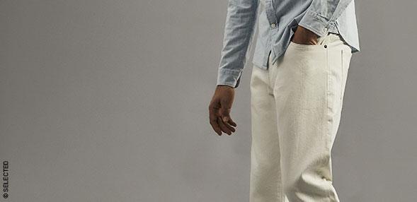 Pantalonul chino, un must have în garderoba ta