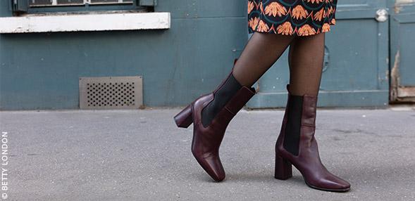Tendința de cizme